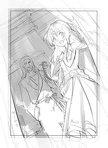 おっさん吸血鬼と聖女。